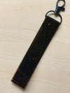 Mini Black Jelly Lanyard