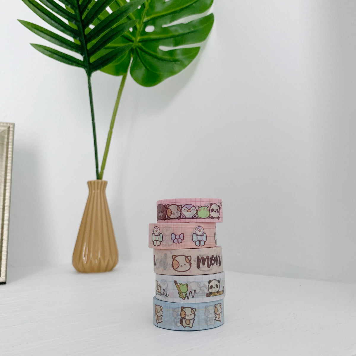 The PKC Spring Washi Tape Collection (5)