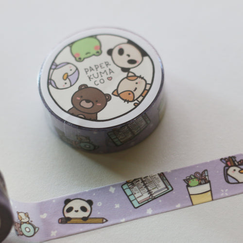 Stationery Lover Washi