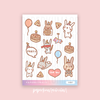 Party Animal Stickers