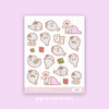 Kawaii Seals Stickers