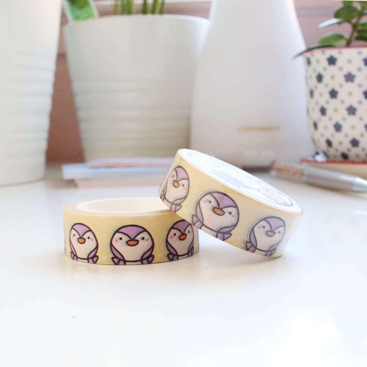 (PRE-ORDER) Toto Bundle Washi Tape [2]