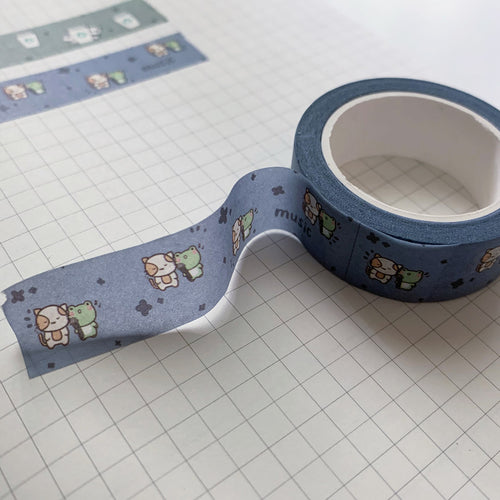 Music Lover Washi Tape