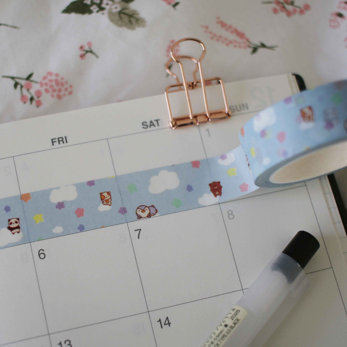 (PRE-ORDER) Dreamy Bundle Washi Tape [4]