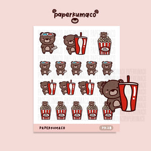 Coco Movies Stickers