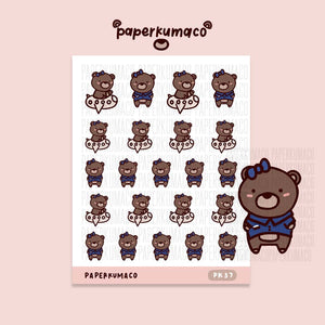 Coco Airplane Stickers