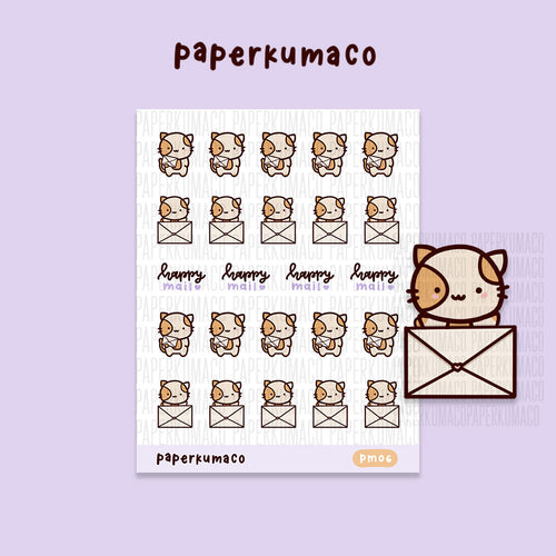 Momo Happy Mail Stickers