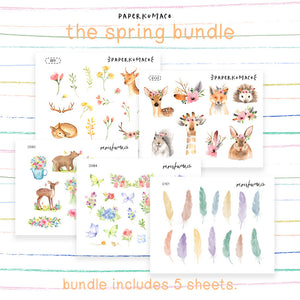The Spring Bundle