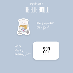 The Blue Bundle