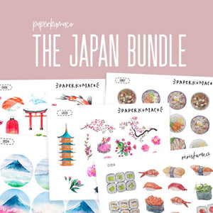 The Japan Bundle