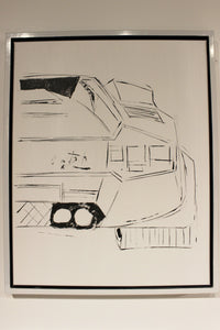 LAMBORGHINI COUNTACH LP5000 QV ARTIST JAMES SOTER