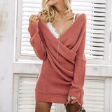 Rose Sweater Kleid
