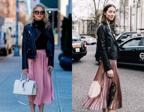 2018 Most Chic Fashion Color tips