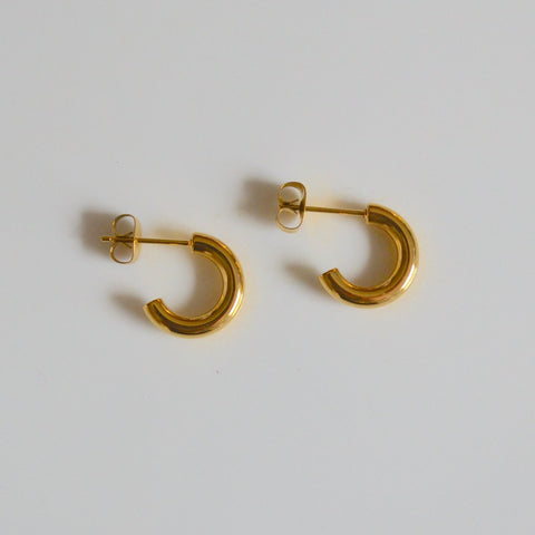 Mini 1.3cm Earrings