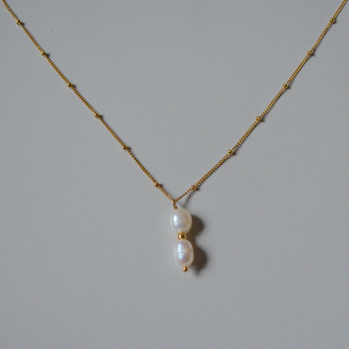 Syna 3mm Necklace 50cm Length