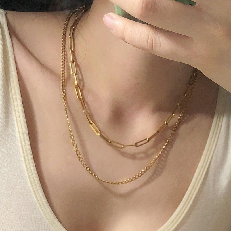 Nicole 3mm Necklace