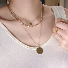 Agon Necklace Layering Necklace