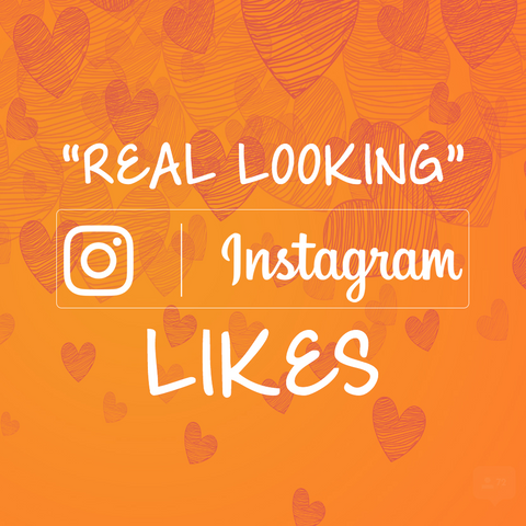 "HQ ""Real Looking"" Instagram Likes"