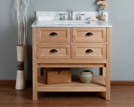 "RUBEZA 30"" Allwood Bathroom Vanities"