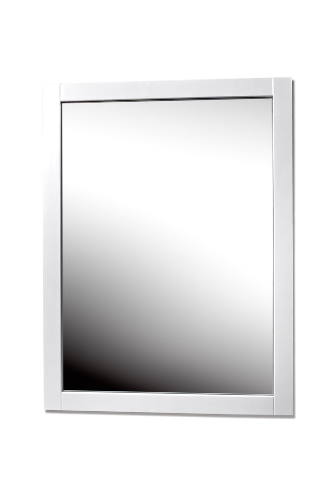 Rubeza Fabien 600*800 mm White Framed Mirror