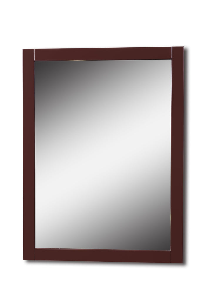 Rubeza Fabien 600*800 mm Chocolate Framed Mirror
