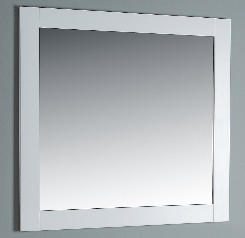 Rubeza Sazio 863x800mm Luxury Framed Mirror
