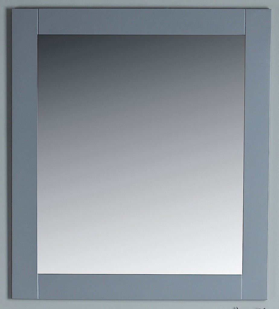 Rubeza Sazio Chorchoal  711x800mm Luxury Framed Mirror