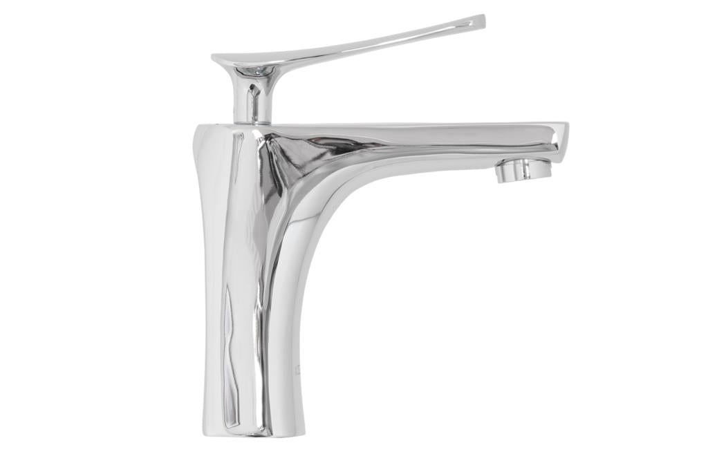 Rubeza Wye Single Handle Bathroom Sink Basin Mixer Tap