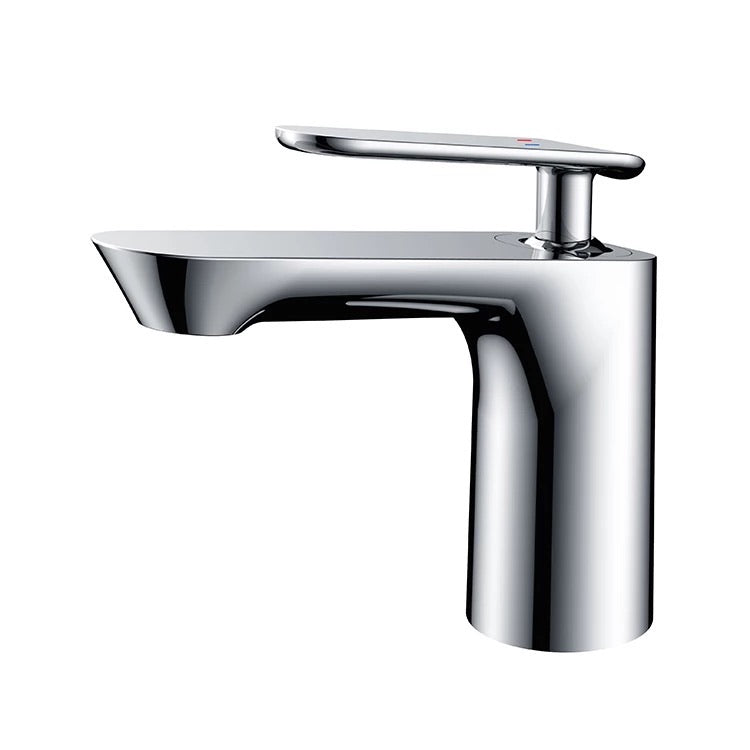 Rubeza Concetto Basin Mixer Tap - Chrome - 110 1100C