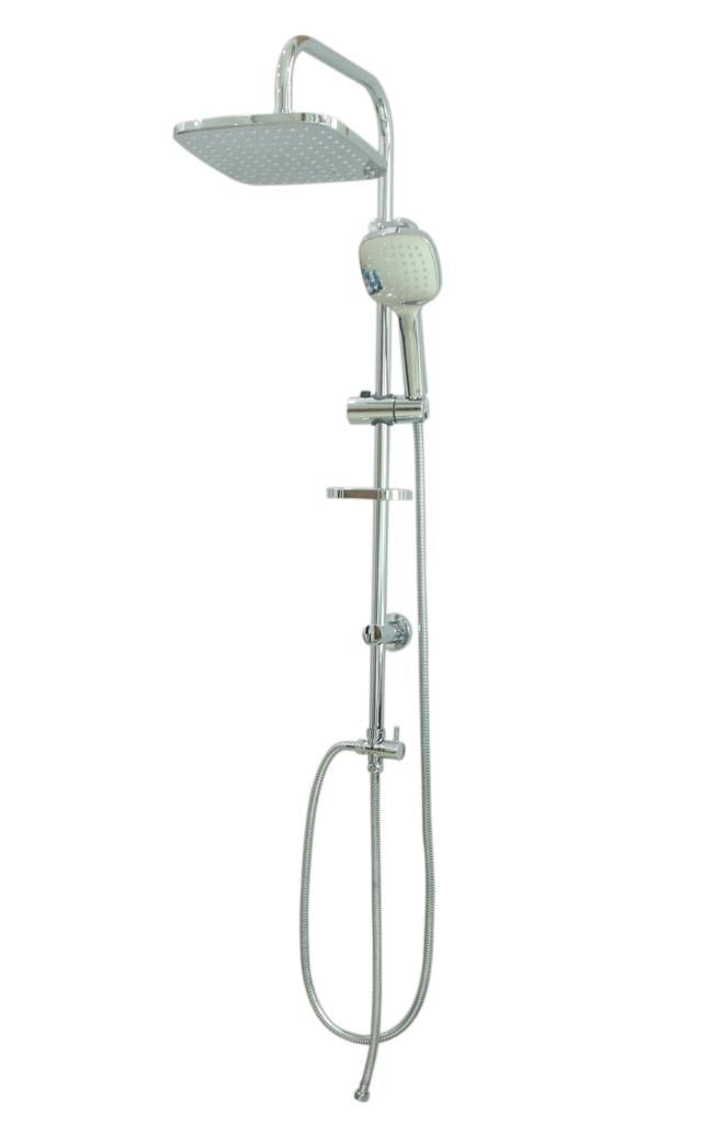 Rubeza Luxury Shower  Set - Chrome