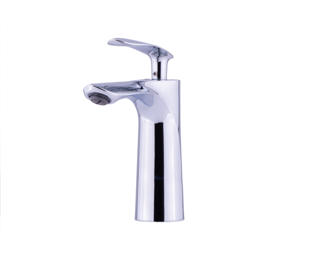 Rubeza Jesy Single Handle Bathroom Sink Basin Mixer Tap
