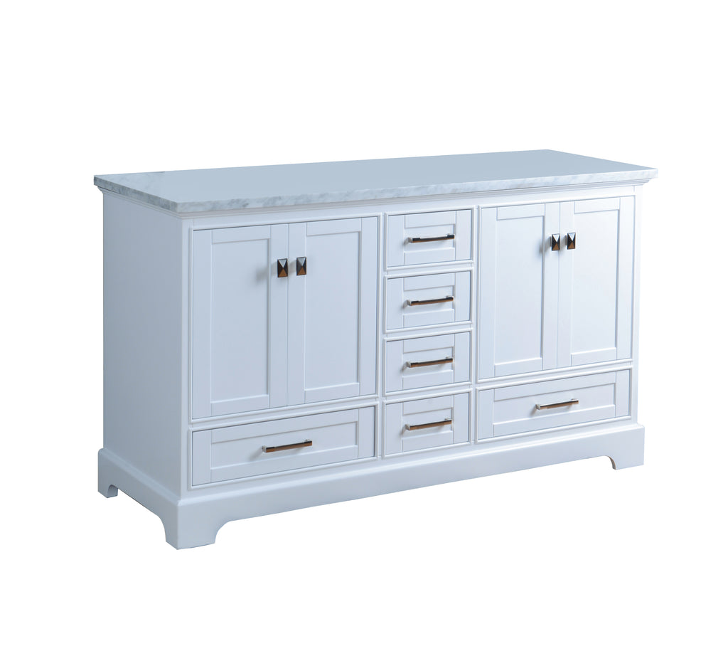 Rubeza 1500mm Charleston Collection Sideboard with Marble Top