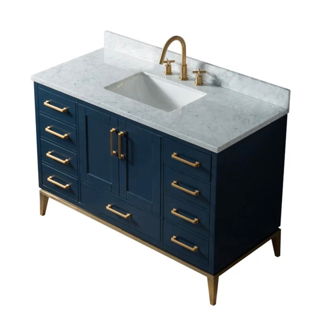 Rubeza 1200mm Anatolia Blue Vanity Unit