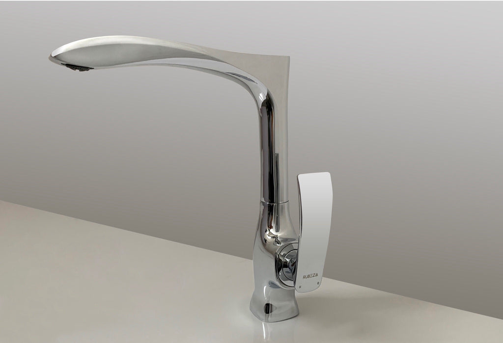 Rubeza Emery Collection Kitchen Mixer Tap Chrome