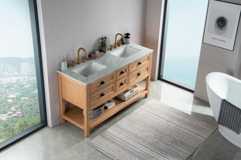 Rubeza 1500mm Allwood Bathroom Vanity