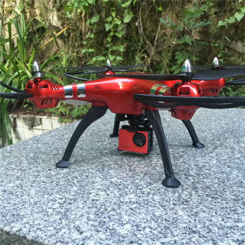 Professional  Drone/Quadcopter  With 4K WiFi Camera