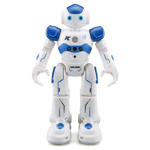 Remote Control Dancing Robot with Gesture Control