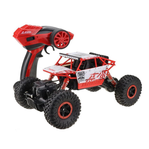 Rock Crawlers Rally climbing Car