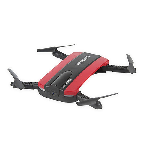 Foldable Selfie Drone  Phone Control with Wifi FPV HD Camera Pocket Helicopter
