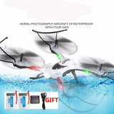 Drone Waterproof Resistance To Fall Quadrocopter Quadcopter RC Helicopter