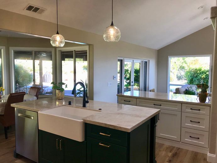 Stunning Kitchen Redesign in Escondido, CA