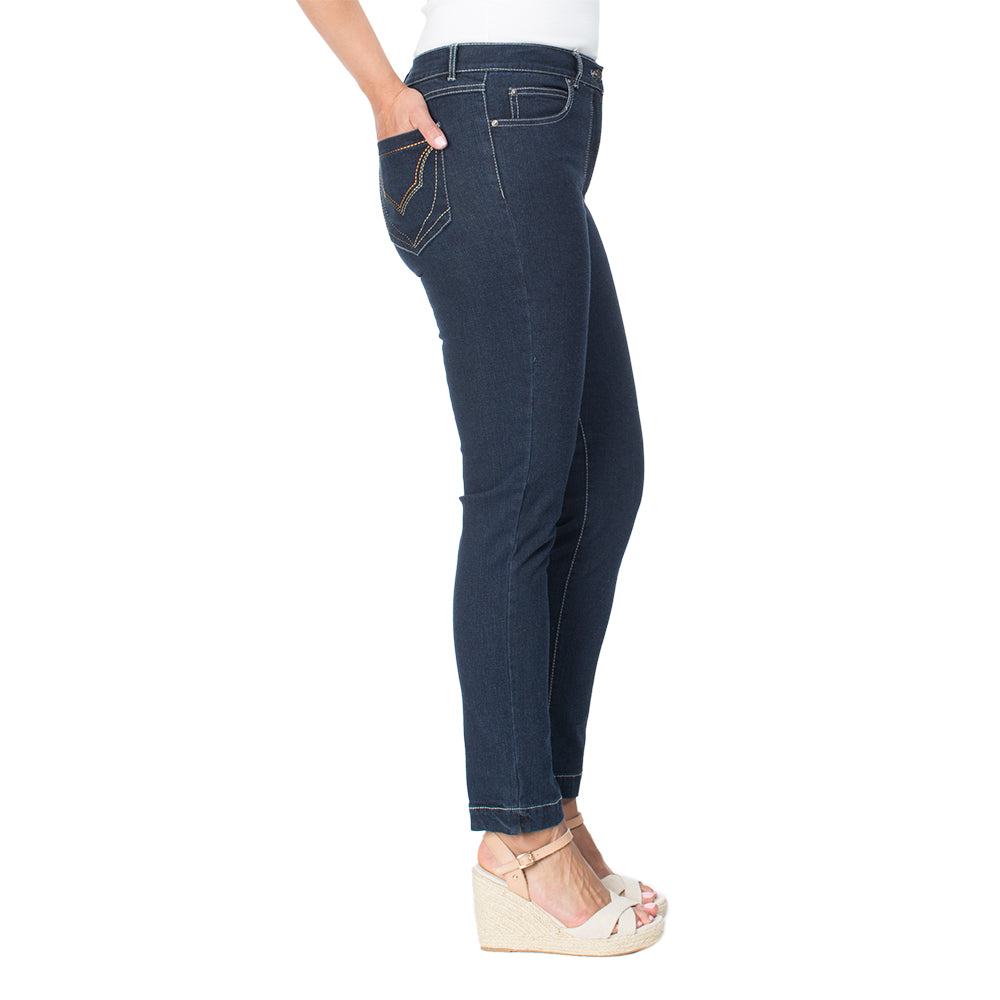 Slim Leg Miracle Dark Denim