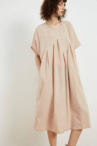 Sienna Dress in Taupe