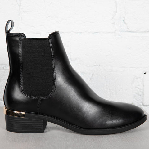 Quest Boot in Black