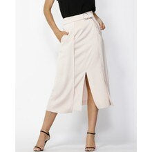 To Die for Skirt in Palest of Pinks