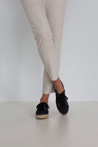 Storm Linen Sneaker by Humidity