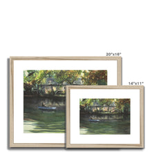 Mayenne House Framed & Mounted Print