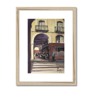 Passage Gallery Framed & Mounted Print