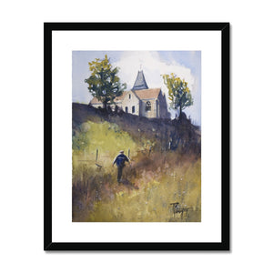 Varengeville Framed & Mounted Print