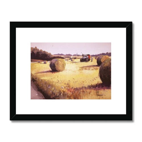 View On Saint-Victor Framed & Mounted Print